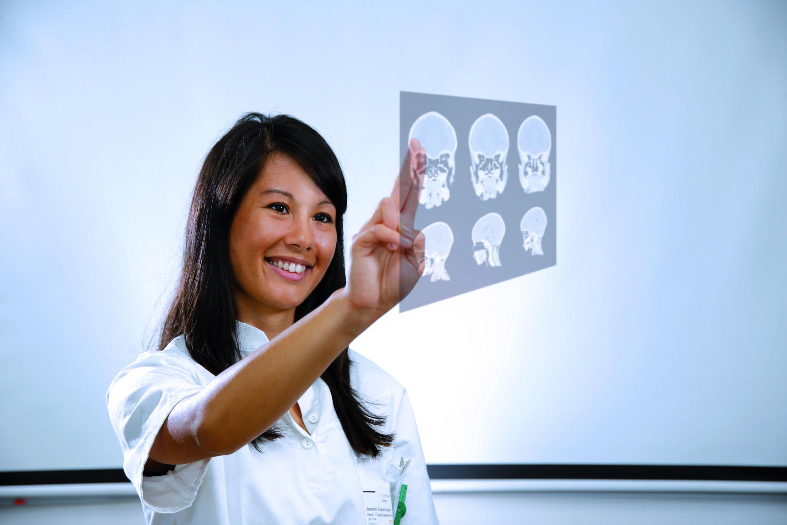 FH Gesundheitsberufe OÖ/ Radiologietechnologie
