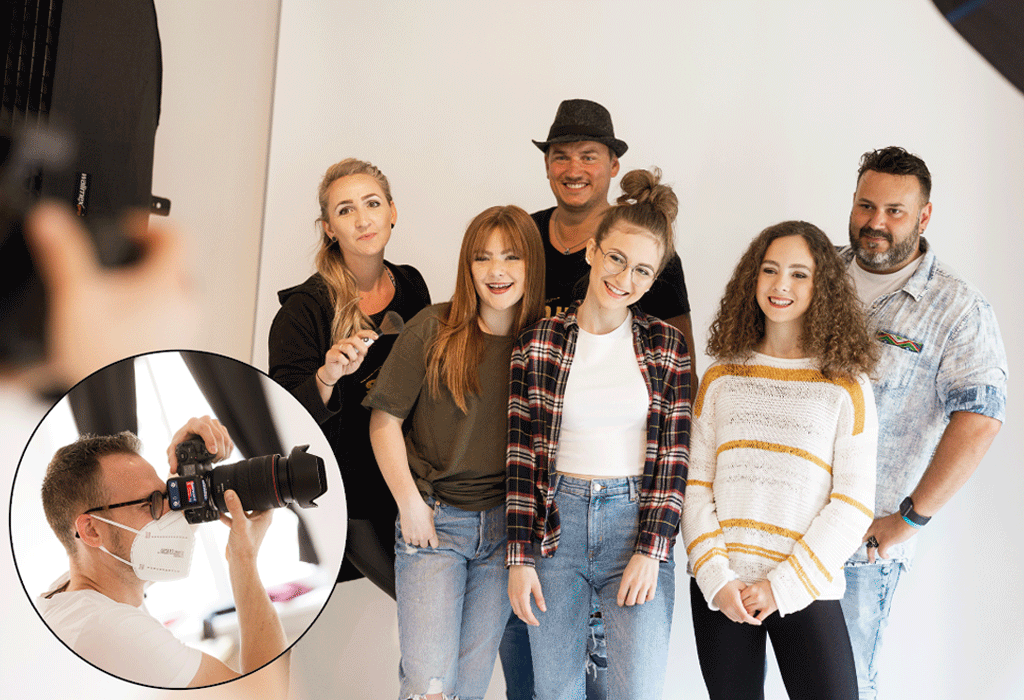Cover-Shooting 2021 - SCHULE & BERUF